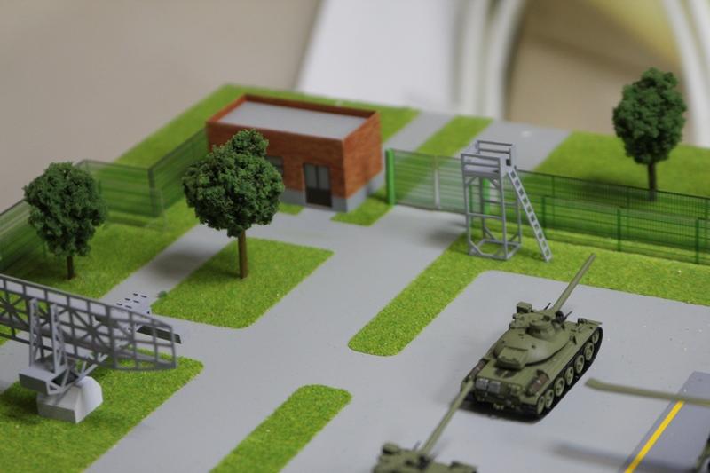 Как сделать макет своими руками военная техника 2